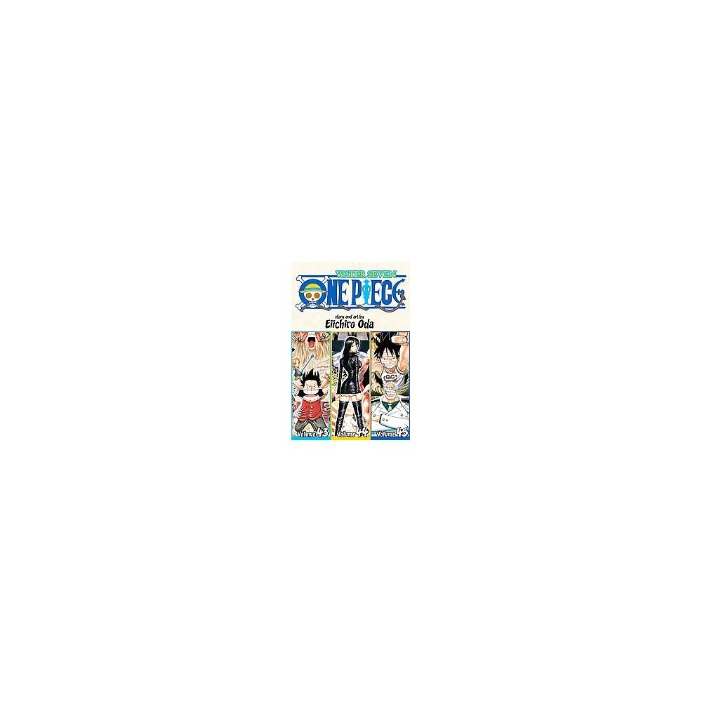 One Piece Omnibus 15 : Water Seven 43-44-45 (Combined) (Paperback) (Eiichiro Oda)