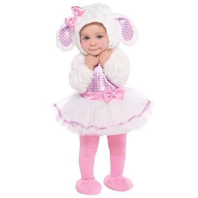 Baby Little Lamb Halloween Costume