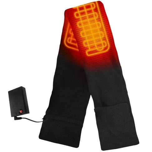 ActionHeat AA Battery Heated Scarf - Black - image 1 of 4