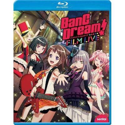 Bang Dream! Film Live (Blu-ray)(2021)
