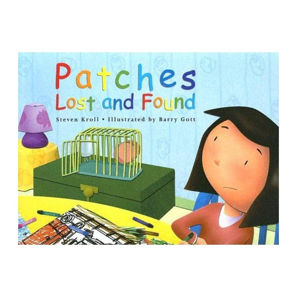Patches Lost And Found By Steven Kroll Paperback