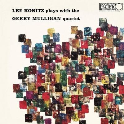 Lee Konitz/Gerry Mulligan - Lee Konitz Plays With The Gerry Mulligan Quartet (Blue Note Tone Poet Series LP) (Vinyl)
