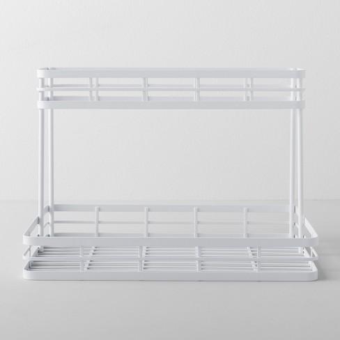 kitchen cabinet organizer cabinet storage white made by. Black Bedroom Furniture Sets. Home Design Ideas