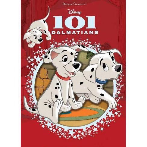 Disney 101 Dalmatians - (Disney Die-Cut Classics) (Hardcover) - image 1 of 1