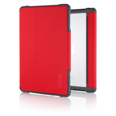 STM Dux Ultra Protective Case for iPad Mini 1 - 3 - Red - image 1 of 3