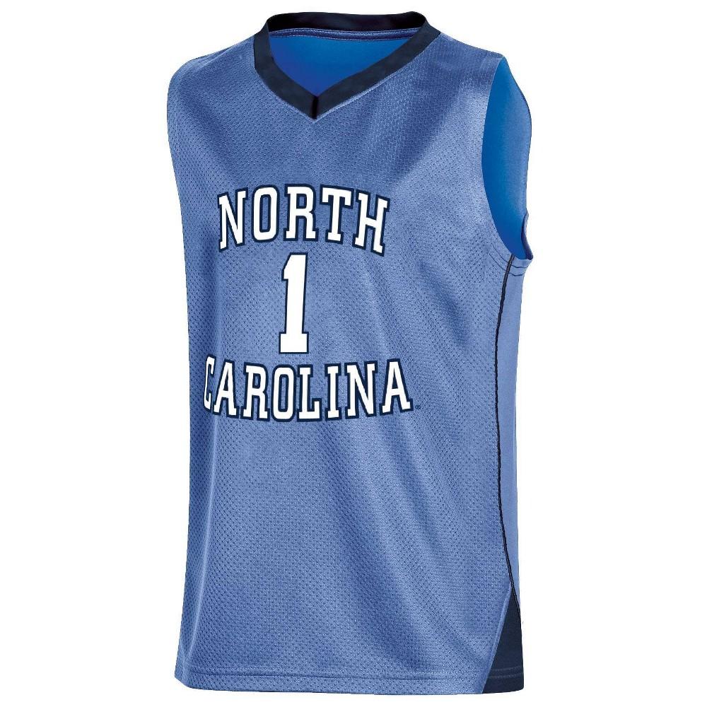 Ncaa North Carolina Tar Heels Boys 39 Basketball Jersey Xl