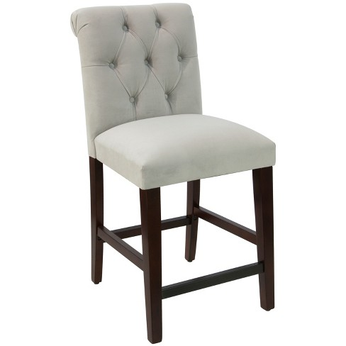 Anita Tufted Rollback Counter Stool - Cloth & Co. - image 1 of 4