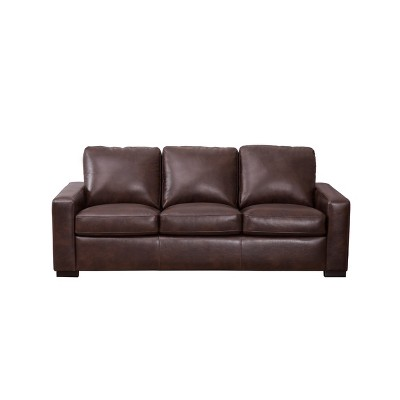 Churchill Sofa Brown - Abbyson Living