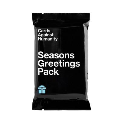 Cards Against Humanity Seasons Greetings Pack Card Game