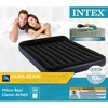 Intex Dura Beam Pillow Rest Classic Airbed with Built-In Pump, Queen (2 Pack) - image 2 of 4