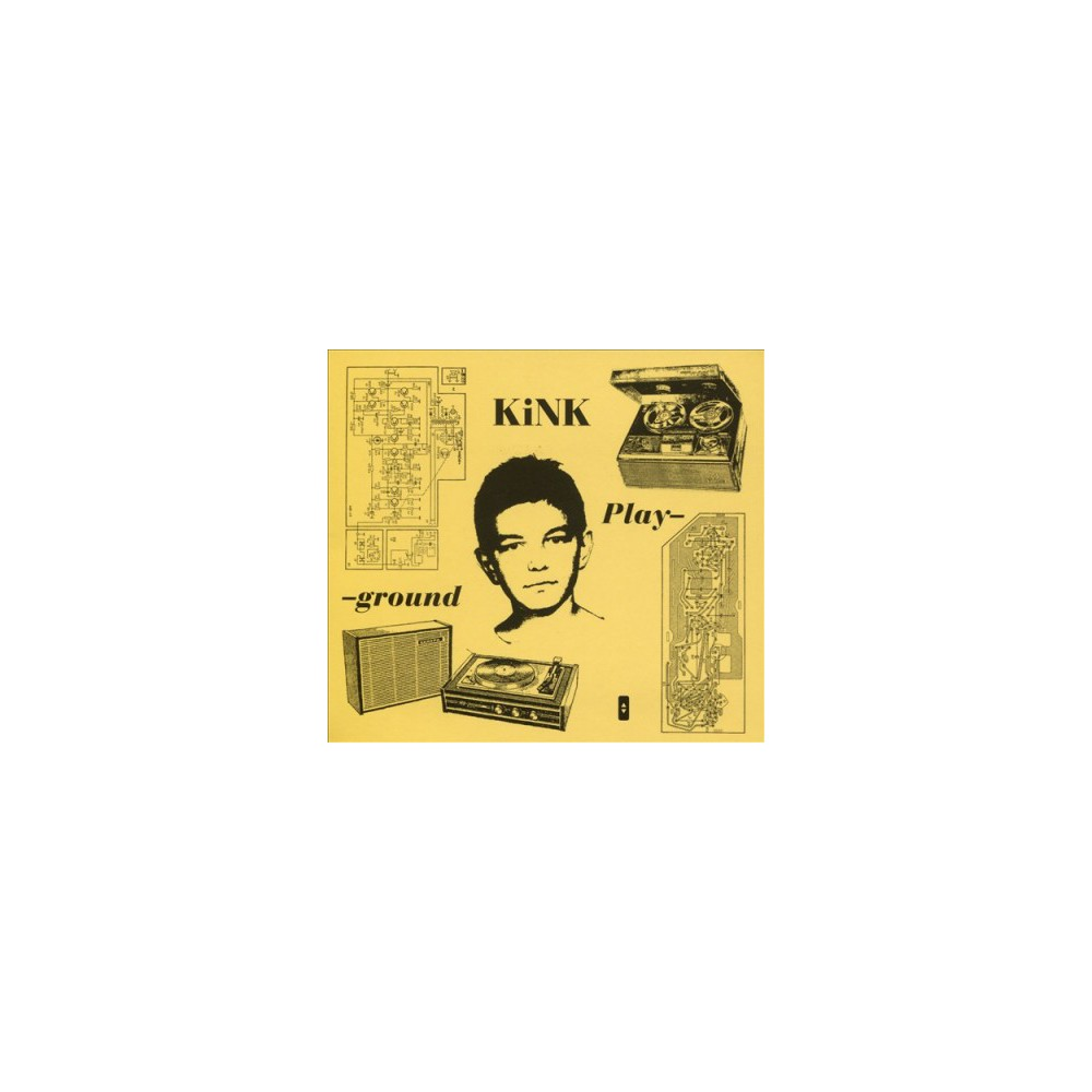 Kink - Playground (CD), Pop Music