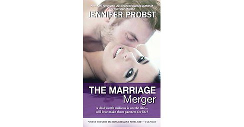 The Marriage Merger (Paperback) - image 1 of 1