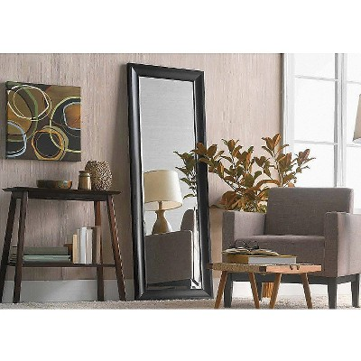 Peyton Leaner Floor Mirror Black - Threshold™