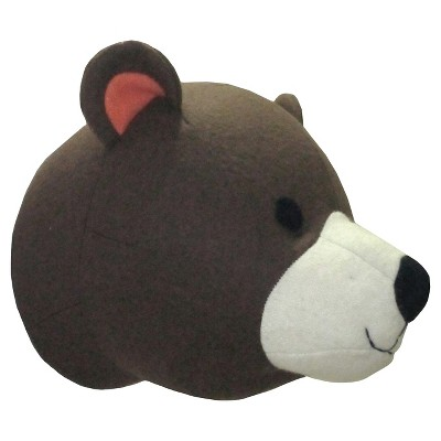 Bear Head Wall Decor - Pillowfort™