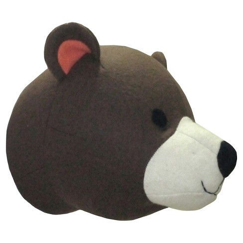 Bear Head Wall D 233 Cor Pillowfort Target