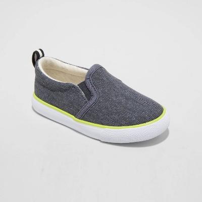 Toddler Boys' Taylor Apparel Sneakers - Cat & Jack™ Navy 7