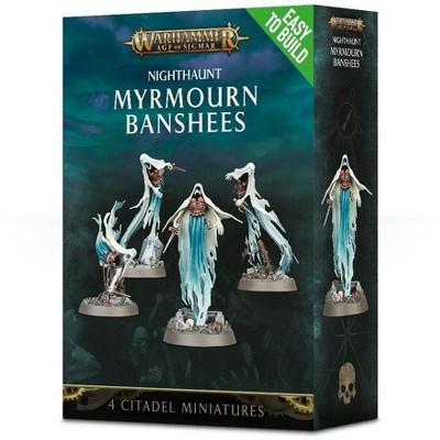 Age of Sigmar Easy to Build - Myrmourn Banshees Miniatures Box Set