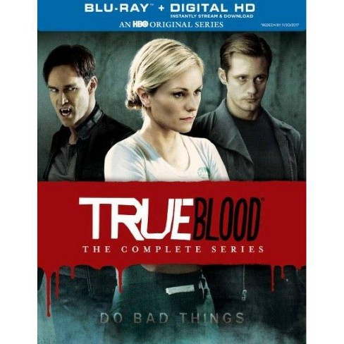 True Blood: The Complete Series (Blu-ray)(2014) - image 1 of 1