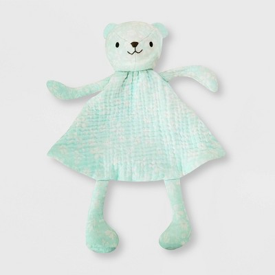 Small Security Blanket - Cloud Island™ Floral Bear