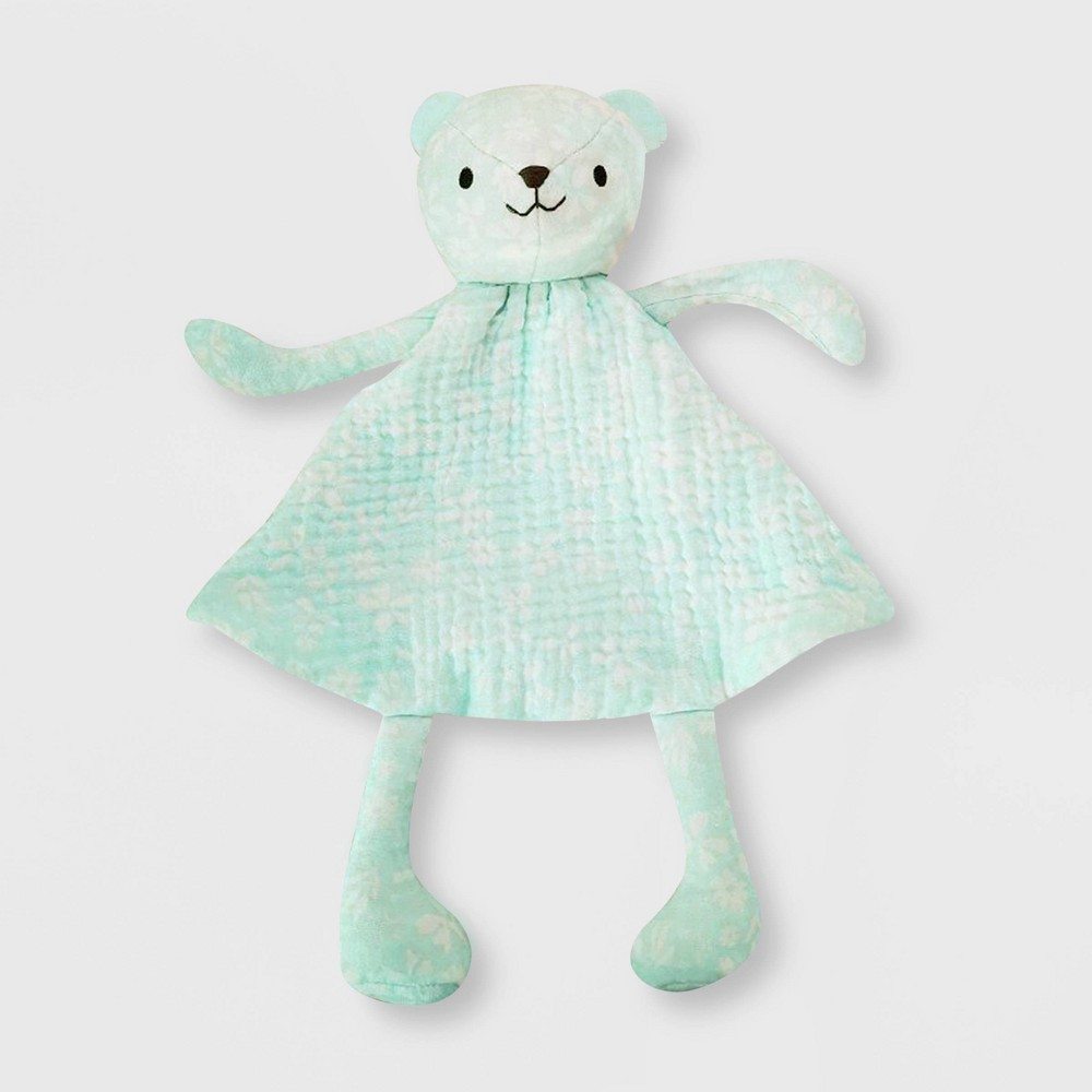 Small Security Blanket Cloud Island 8482 Floral Bear