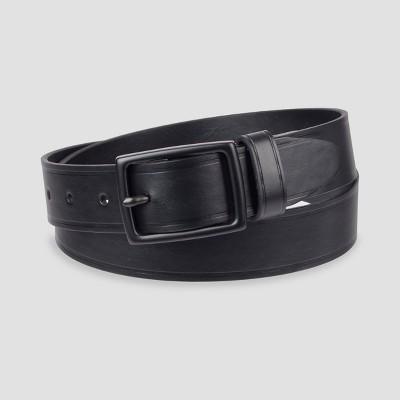 Men's 32mm Center Bar Drop Loop Belt - Goodfellow & Co™