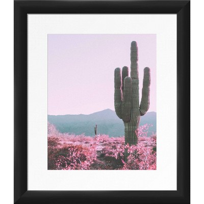 Purple Day Framed Wall Art - PTM Images