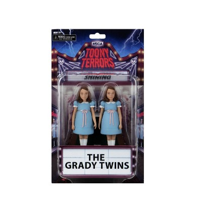 """The Shining - 6"""" Scale Action Figure - Toony Terrors The Grady Twins"""