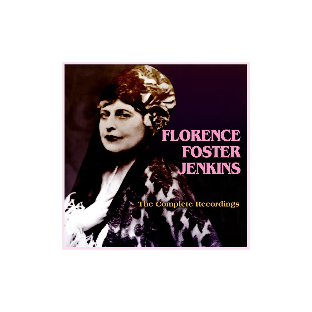 Florence Fo Jenkins - Complete Recordings:Florence Foster J (CD)
