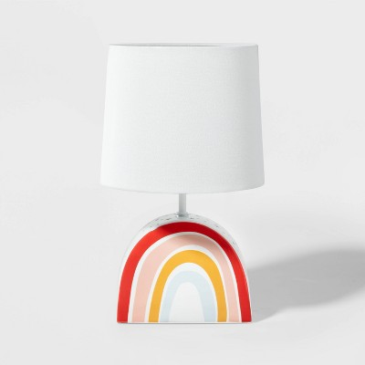 Rainbow Dual Light Lamp Pink - Pillowfort™