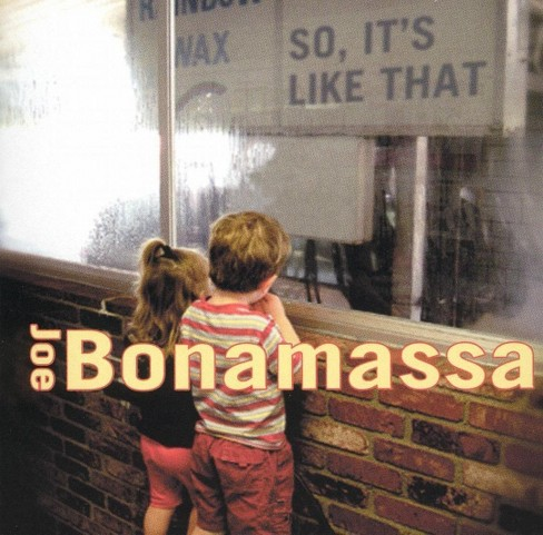 Joe bonamassa - So it's like that (CD) - image 1 of 1
