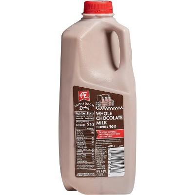 Anderson Erickson Whole Chocolate Milk - 0.5gal