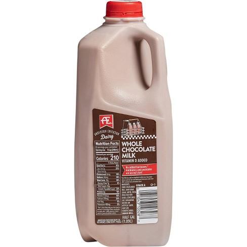 Anderson Erickson Whole Chocolate Milk - 0.5gal - image 1 of 3