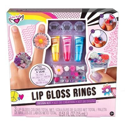 Fashion Angels Lip Gloss Rings Kit