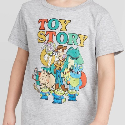 Disney Pixar Toy Story Space Ranger Navy T Shirt 18-24 Months