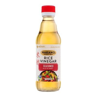 Nakano All Natural Seasoned Rice Vinegar – 12oz