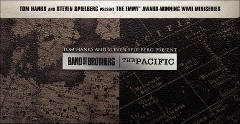 Band of Brothers/The Pacific [Special Edition] [13 Discs] (DVD) - image 1 of 1