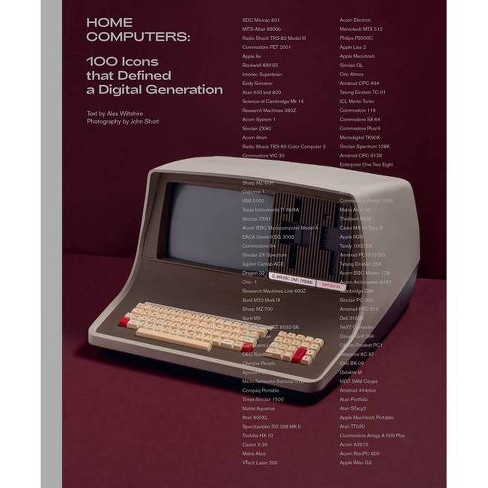 Home Computers - (Mit Press) by  Alex Wiltshire (Hardcover) - image 1 of 1