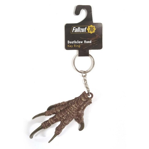 Fallout 76: Deathclaw Hand Key Ring - image 1 of 1