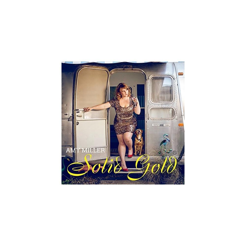 Amy Miller - Solid Gold (Vinyl)