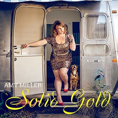 Amy Miller - Solid Gold (Vinyl) - image 1 of 1