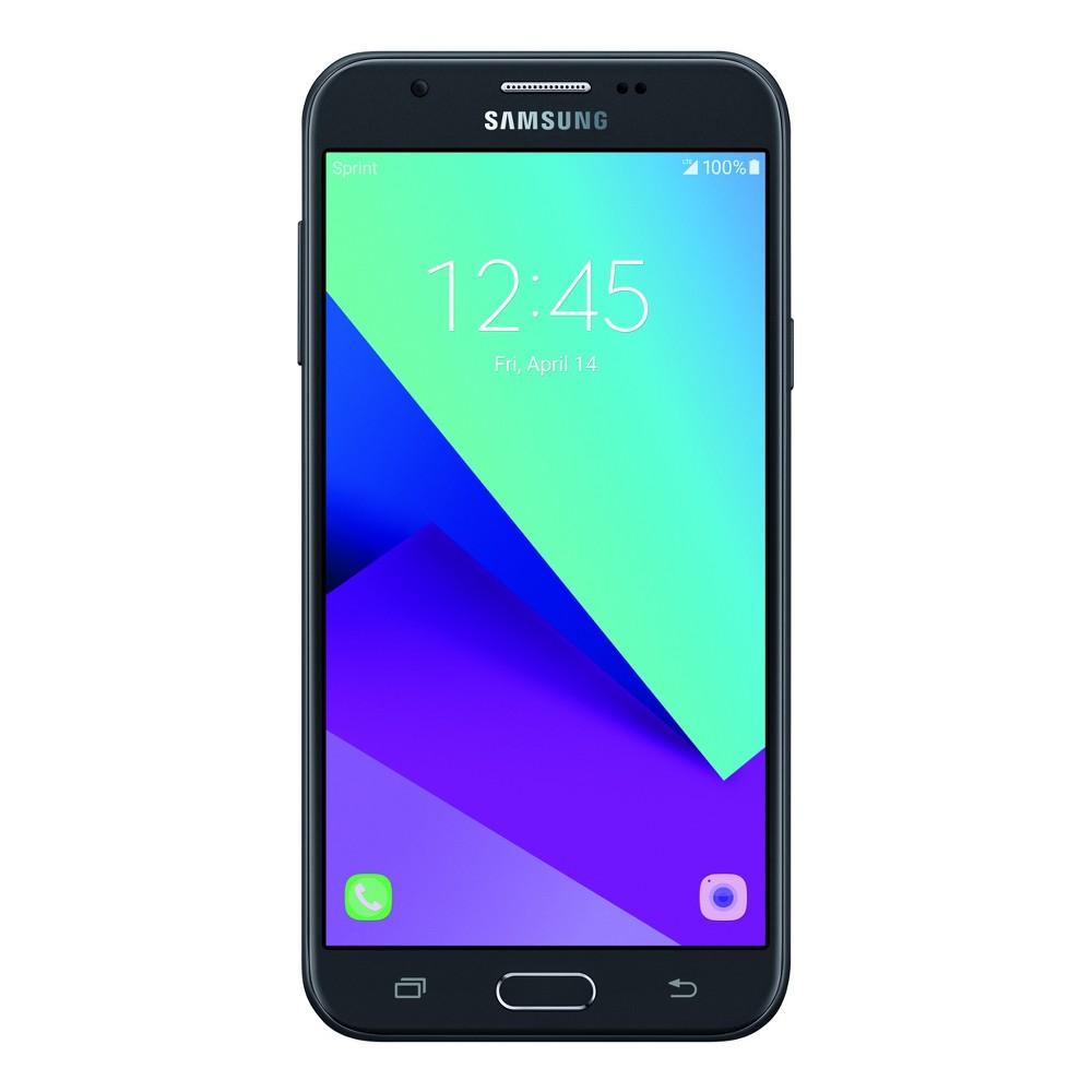 Samsung Galaxy J7 - Sprint Black, Silver