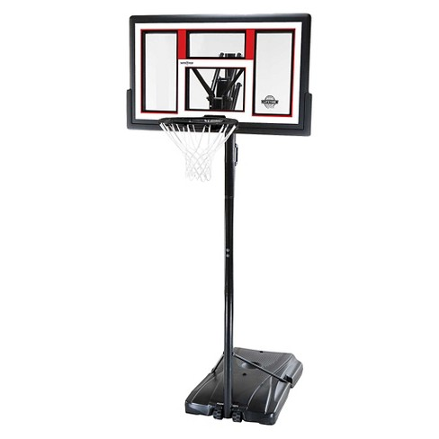 "Lifetime Speed Shift 50"" Portable Basketball Hoop - image 1 of 3"