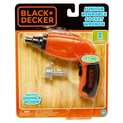 BLACK+DECKER Junior Bendable Socket Wrench