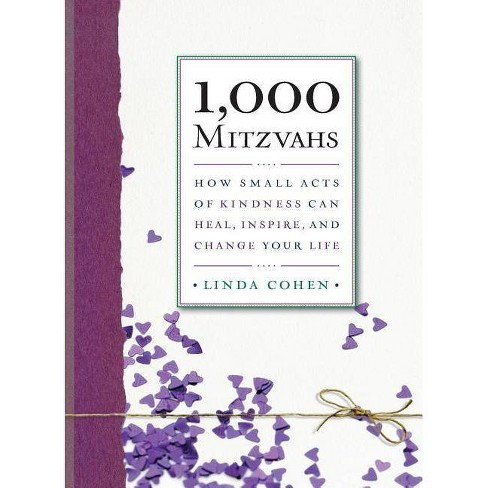 1,000 Mitzvahs - by  Linda Cohen (Paperback) - image 1 of 1