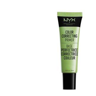 NYX Professional Makeup Color Correcting Liquid Primer Green - 1.01 fl oz