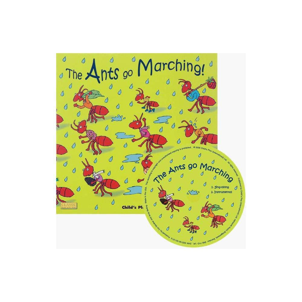 The Ants Go Marching Classic Books With Holes Mixed Media Product