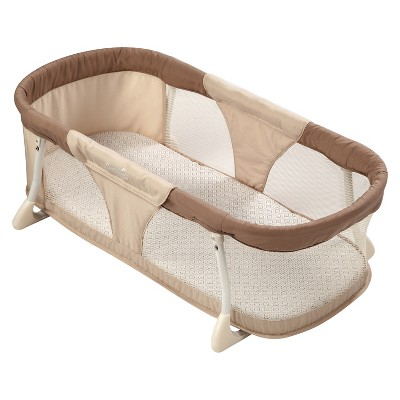 Summer Infant® SwaddleMe® By Your Side® Sleeper - Tan