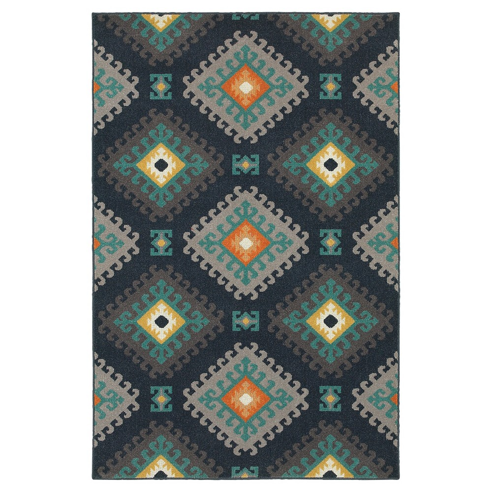 Image of Newport Now Area Rug (7'x10'), Multicolored