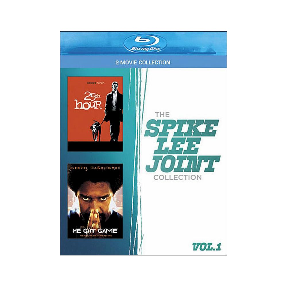The Spike Lee Joint Collection, Vol. 1: 25th Hour/He Got Game (2 Discs) (Blu-ray)