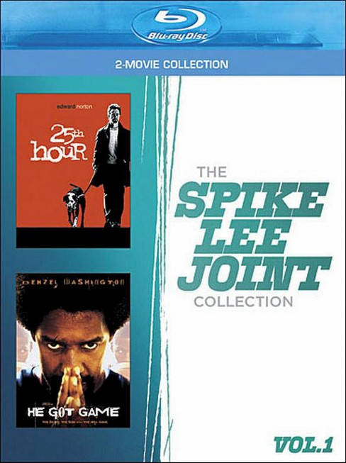 The Spike Lee Joint Collection, Vol. 1: 25th Hour/He Got Game (2 Discs) (Blu-ray) - image 1 of 1